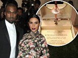 'He thinks it'll be weird': Kanye West will make reluctant appearance at all-female baby shower for Kim Kardashian