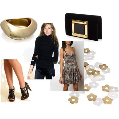 Ways to wear a turtleneck - wild thing!