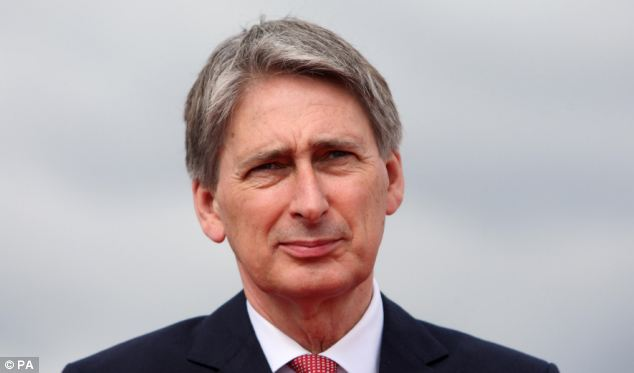 Defence secretary Philip Hammond is said to be vying for party leadership