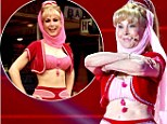 How I keep my dream figure at 78: Barbara Eden reveals her body secrets after getting back into her Jeannie costume