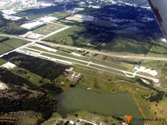 Aerial photo of F46 (Rockwall Municipal Airport)