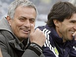 End of the road: Jose Mourinho will take charge of his final Real game tonight