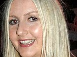 Missing: Office worker Frankie Warren, 26, vanished from her home in Gloucester on Wednesday