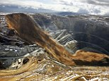An April 10 landslide at the Bingham Canyon Mine cut production in half. The operating company is offering early retirements to older workers to reduce costs