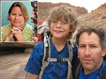 Nine-year-old Asher Lesyshen-Kirlan was shot five times by his mother, Lisa Marie Lesyshen at home in Colorado