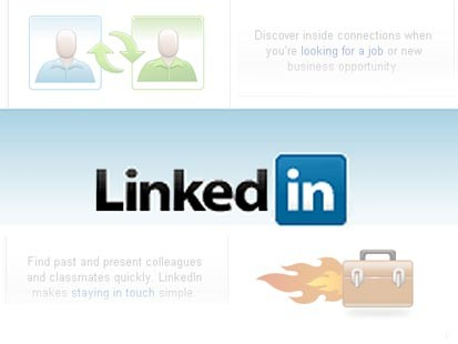 LinkedIn - social media beyond facebook