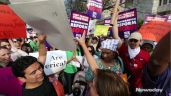 A rally calling for immigration reform brought out