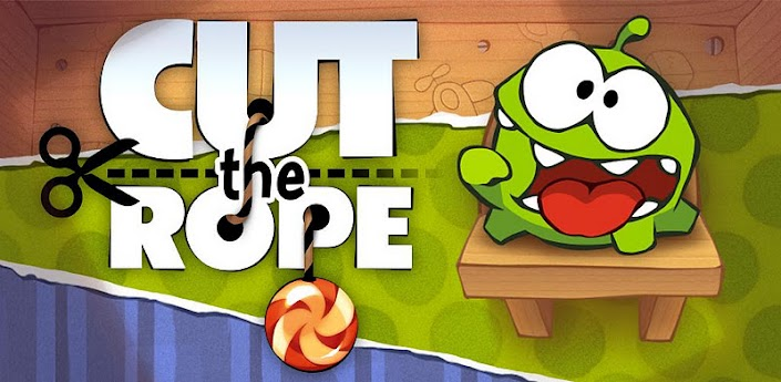 cut the rope game for android