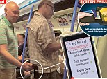Criminals can easily adapt phones using products sold online to strip the details from contactless cards without card-owners knowing