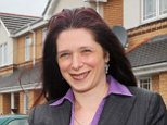 Paying double: Bank of Ireland mortgage borrower Caroline Grierson