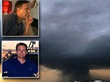 Tim Samaras (pictured top), his son Paul Samaras and crew member Carl Young died after the ferocious twister ripped through El Reno, Oklahoma on Friday.