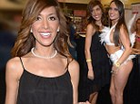 Developed a taste for it? Sex tape star Farrah Abraham dons pearls and demure dress to attend X-rated trade show