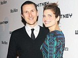 Lake Bell and tattoo artist Scott Campell tie the knot in New Orleans in front of 190 famous friends and family members