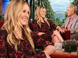 Ringing the changes! Kristen Bell reveals motherhood is exceeding her wildest dreams