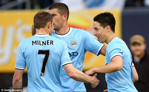 Long-term project: City are not expecting to make a quick profit from their American adventure