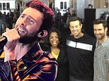 'I want to probably be married at some point': Modelizer Adam Levine reveals he'll eventually settle down on Oprah's Next Chapter