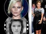 Kate Moss celebrates 25 years