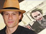 Inside Heath Ledger's private diary: Batman star's heartbroken father shares personal notes from Joker journal