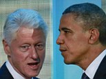 The pact: Bill Clinton agreed to endorse Barack Obama during his second run for the White House... in return for the same favor for Hillary Clinton in 2016, according to an explosive new book