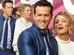 Still in the honeymoon phase! Blake Lively and Ryan Reynolds hug and cuddle backstage at Sound Of Change concert