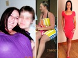 'Being married made me FAT': Obese wife loses 7 STONE and drops from size 20 to size 6 in just ONE year... by leaving husband