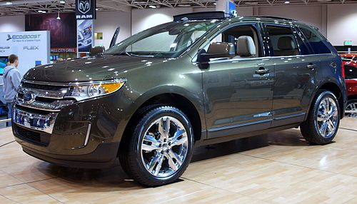 List of Crossover Vehicles - Ford Edge