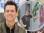 Legal battle: Jim Carrey, pictured in June 2011, has denied any wrongdoing