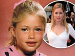 Before they were famous: Childhood snaps of Doutzen Kroes, Carolyn Murphy, and other models in V Magazine