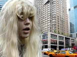 Amanda Bynes 'evicted from New York apartment five days after drug arrest'