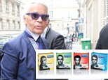'I am mainstream' insists Karl Lagerfeld but he WON'T be putting his name to condoms or toilet paper any time soon