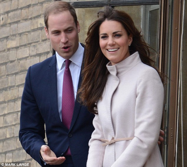 Country home problem: The Cambridges