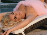 Centerfold: Anna Nicole Smith first rose to prominence as a centerfold in Playboy, ultimately being named as the Playmate of the Year