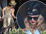 It's Fergie the flapper! Pregnant star dons 1920s headdress and gold sequined frock to shoot Great Gatsby style music video