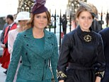 Princess Eugenie, Princess Beatrice