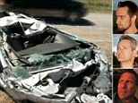 Tragic last words of father-and-son storm chasers killed when tornado threw their car somersaulting half a mile
