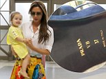 Los Angeles, CA - Victoria Beckham and her kids, Brooklyn, Romeo,
