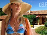 Bankruptcy never looked so good! Real Housewives' Sonja Morgan shows off her multi-million dollar St. Tropez mansion as she considers selling to get out of debt
