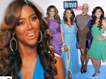 Real homeless wife in Atlanta: Reality cast member Kenya Moore evicted from mansion for not paying rent