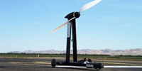 For Sale: Record-Breaking Downwind Cart. Low Miles, Newer Propeller