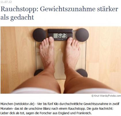 Rauchstopp_Gewichtszunahme