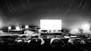 Drive-in down under