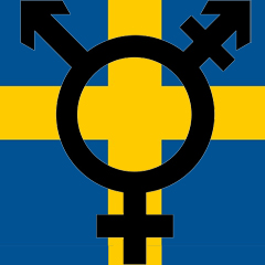 TG symbol on blue and yellow background