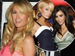 Paris Hilton gushes about reality star rival Kim Kardashian as she insists: 'I'm so happy for her success'