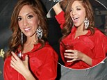 Farrah Abraham is 'banned from drinking for six months' as she is found guilty in DUI case after striking plea deal