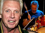 Tragic accident: Former Jefferson Airplane drummer Joey Covington died in a car crash in Palm Springs on Tuesday