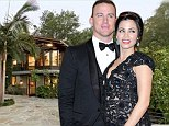 Family home: Channing Tatum and Jenna Dewan Tatum will have to do some alterations to their Hollywood Hills home for new baby Everly