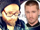 We almost didn't recognise you! One Tree Hill star Chad Michael Murray hides his famously handsome face in grizzly beard
