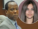 Dr Conrad Murray has sent an audio letter of support to Paris Jackson