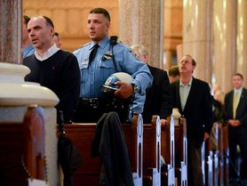Blue Mass honors public safety officers