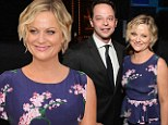 FIRST PHOTOS! Amy Poehler debuts her new boyfriend Nick Kroll at glamorous award gala